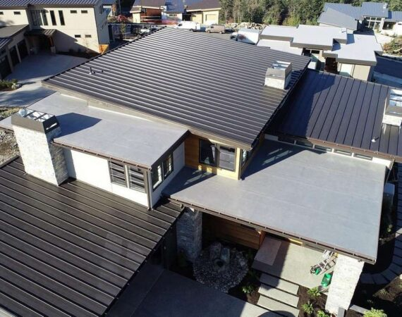 tacoma metal roofing contractors