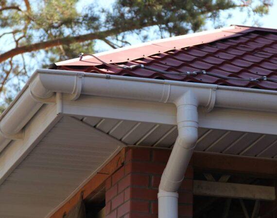 Gutter Repair Installation