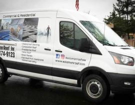 Solomon Roof roofing company washington